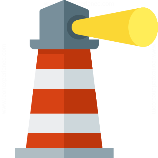 Iconexperience G Collection Lighthouse Icon