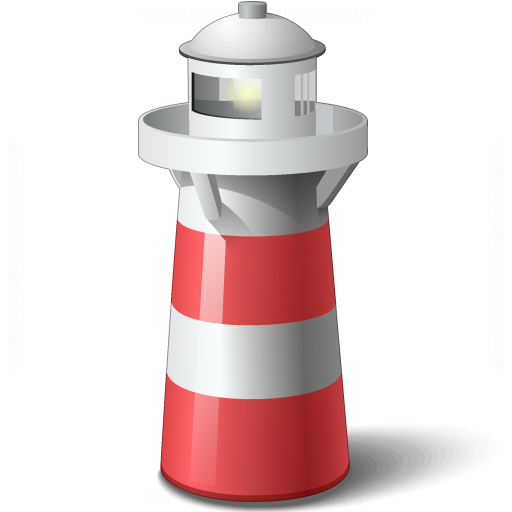 Iconexperience V Collection Lighthouse Icon