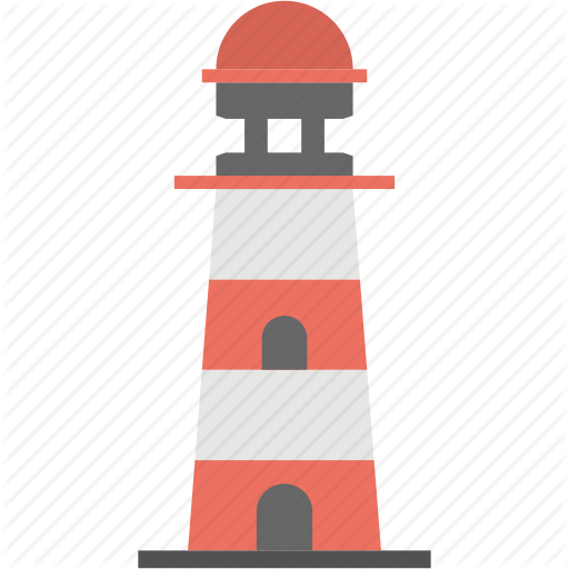 Lighthouse, Lighthouse Tower, Sea Lighthouse, Sea Tower, Tower