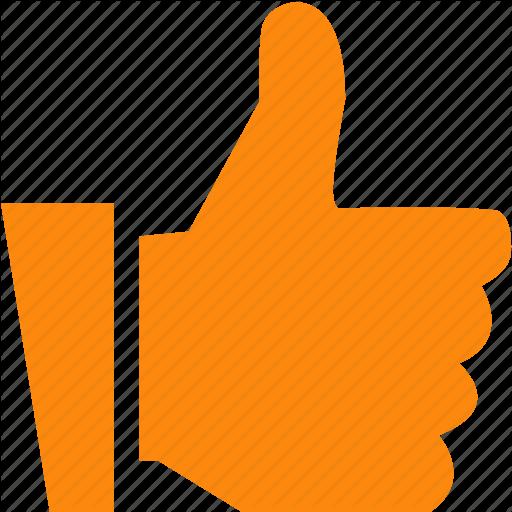 Favorite, Hand, Like, Thumb Icon