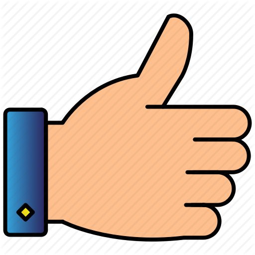 Hand, Like, Link, Media, Social Icon