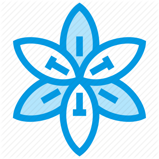 Blossom, Flower, Garden, Lily, Nature, Spring Icon