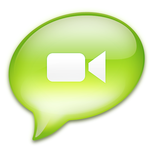 Ichat Lime Icon