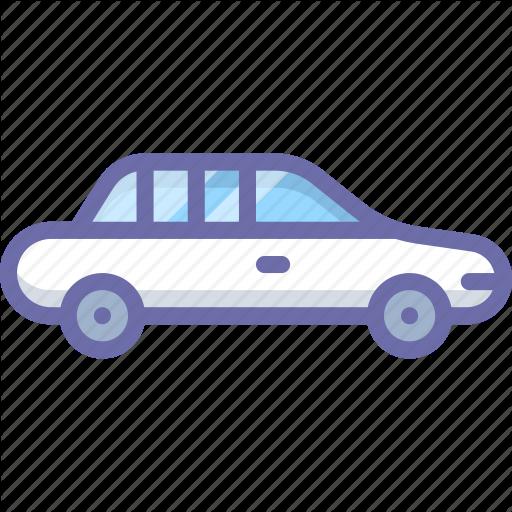 Car, Limo, Limousine Icon