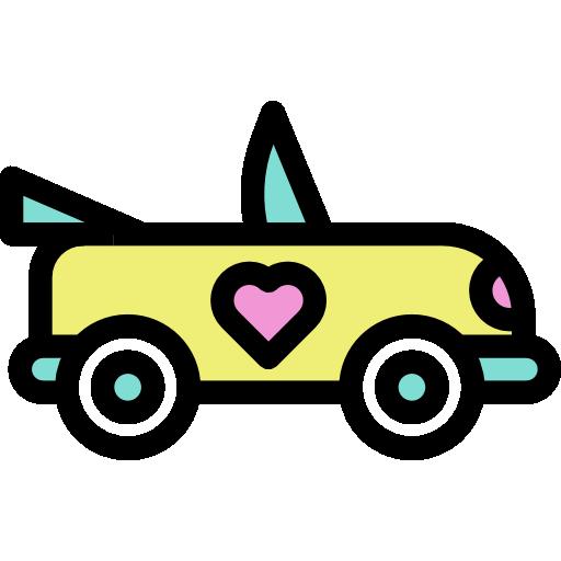Wedding Car Icons Free Download
