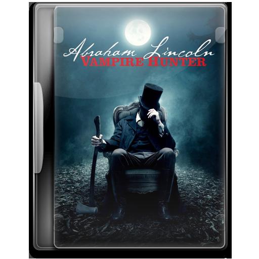 Abraham Lincoln Vampire Hunter Icon Movie Mega Pack Iconset