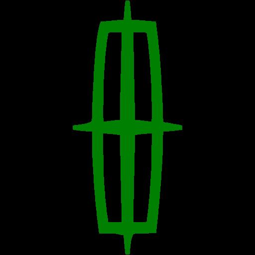 Green Lincoln Icon