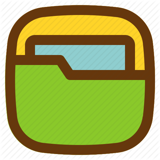 Android, Aplication, App, File, Manager, Phone Icon