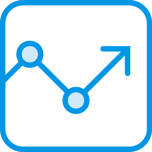 Line Chart Graph Png Icon