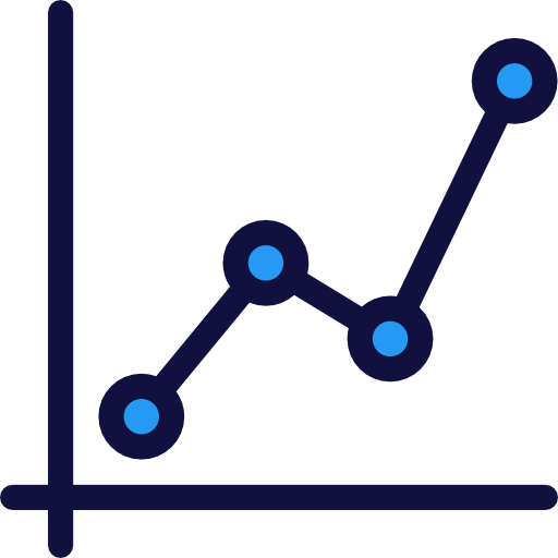 Line Graph, Business And Finance, Business, Graphic, Up Arrow