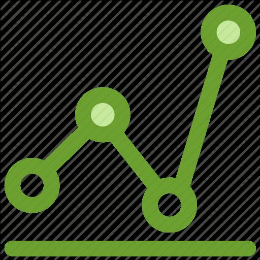 Analytics, Business, Chart, Finance, Line Icon