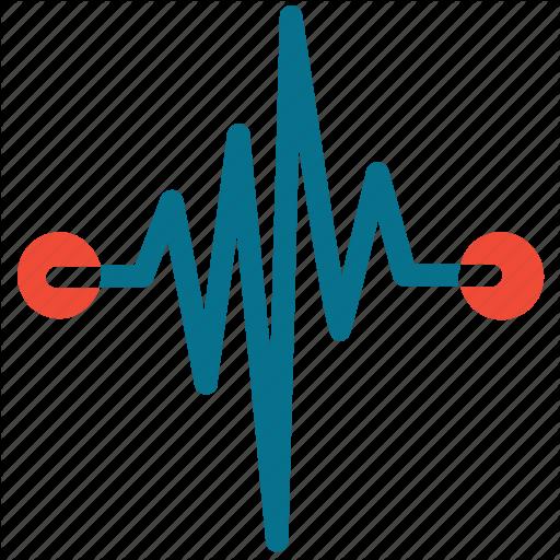 Heartbeat, Lifeline, Pulse, Pulse Line Icon