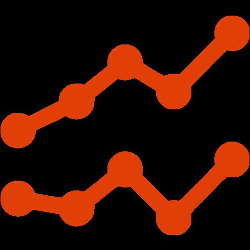 Soylent Red Line Icon