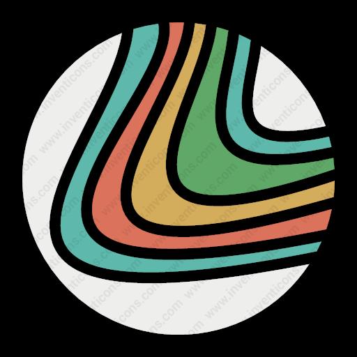Download Terrain,map,and,location,line Icon Inventicons
