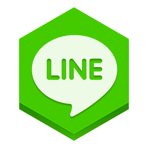 Line Icon Hex Iconset