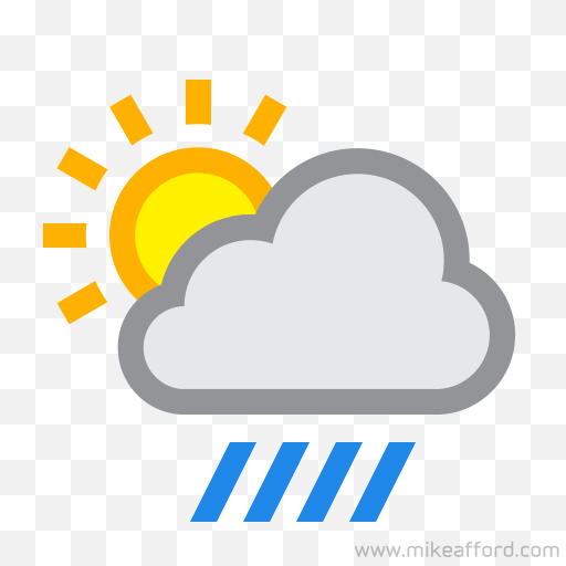 Weather Icon Set Ms Mike Afford Media
