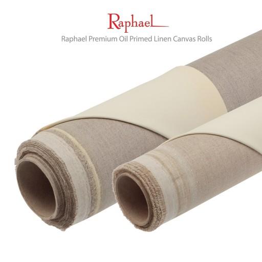 Raphael Oil Primed Linen Canvas Roll
