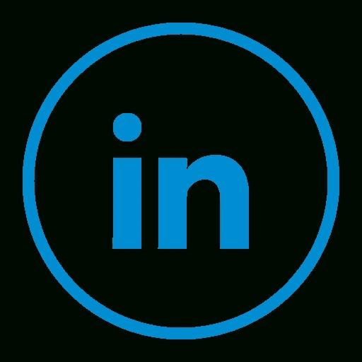 Linkedin Logo Circle Free Design Templates