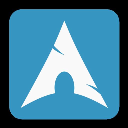 Distributor, Logo, Arch, Linux Icon Free Of Super Flat Remix