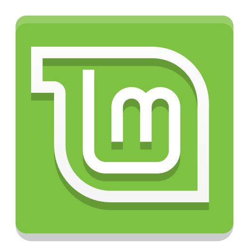 Distributor, Logo, Linux, Mint Icon Free Of Papirus Apps