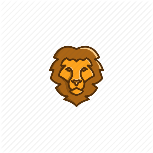 Animal, Character, Face, Head, Jungle, Lion, Wild Icon