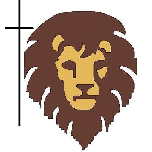 Cropped Lion Icon Px The Lion Of Judah Academy