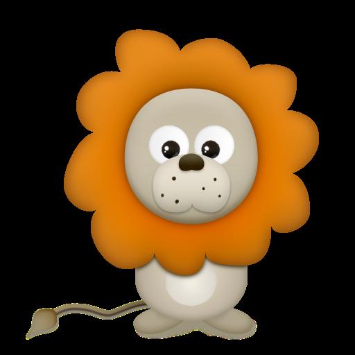 Animal, Trans, Lion Icon