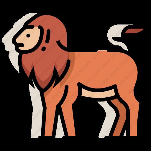 Download Lion Icon Inventicons