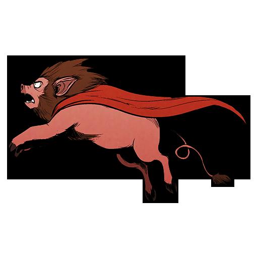 Super Lion Icon