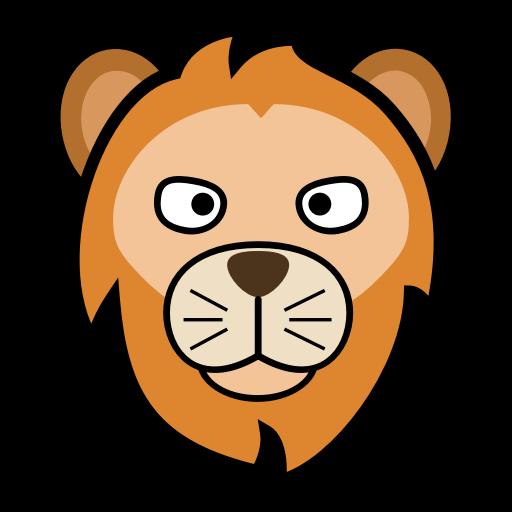 Animal, Icon, Leao, Lion, Lions Icon