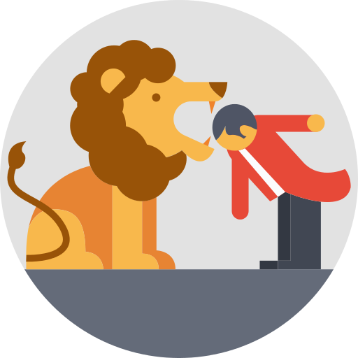 Tamer Lion Png Icon