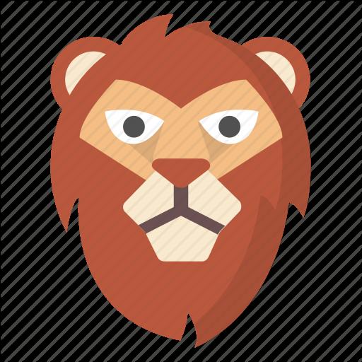 Africa, King, Lion, Safari, Wild, Wildlife, Zoo Icon