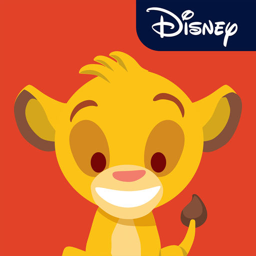 Disney Stickers The Lion King