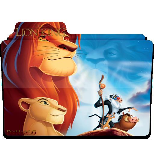 The Lion King Folder Icon