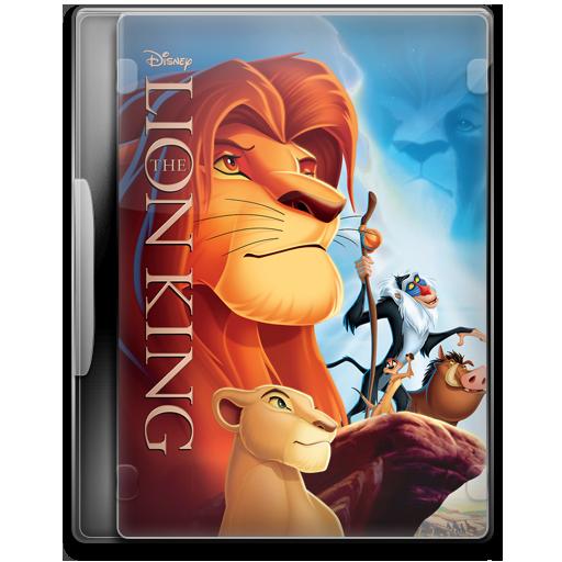 The Lion King Icon Movie Mega Pack Iconset