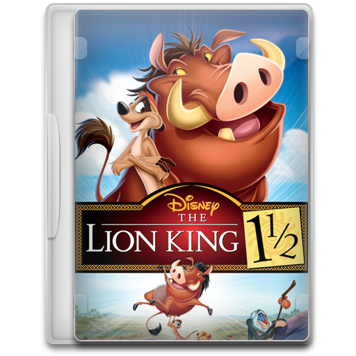 Covers, Cover, The, Lion, King, Movie, Movies Icon
