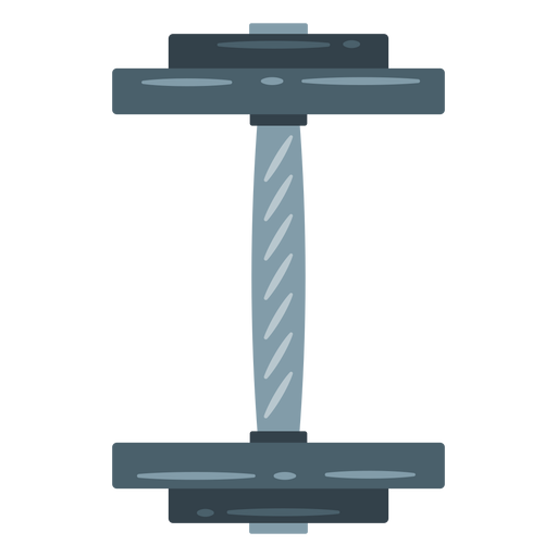 Dumbbell Top View Icon