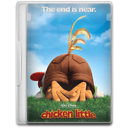 Chicken Little Icon Movie Mega Pack Iconset