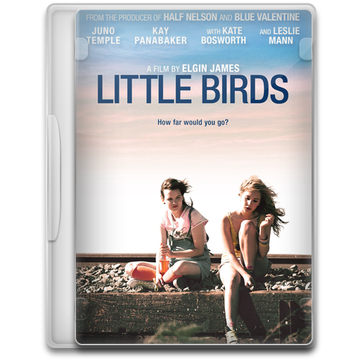 Covers, Cover, Little, Birds, Movie Icon Free Of Movie Mega Pack