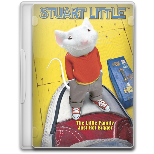 Stuart Little Icon Movie Mega Pack Iconset