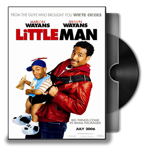 Little Man Dvd Cover Icon