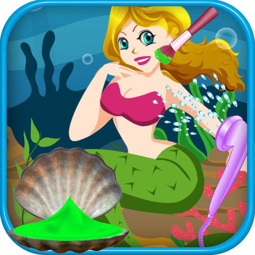 Little Mermaid Fashion Games