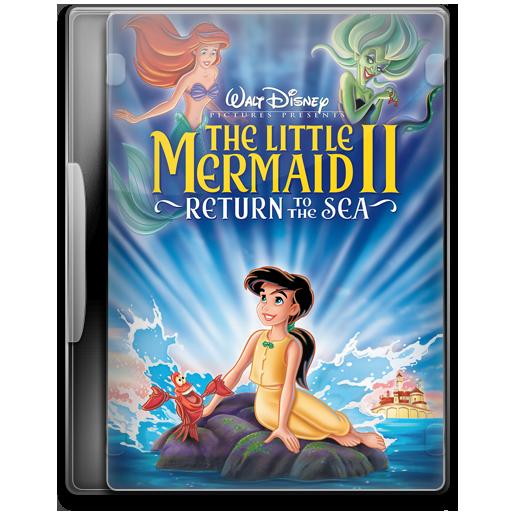 The Little Mermaid Ii Return To The Sea Icon Movie Mega Pack