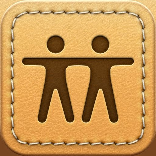 Ios Icon Find My Friends Phone Icon App, Friends, Iphone