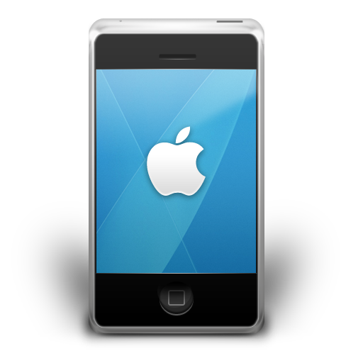 Apple Iphone Phone Icon Transparent Png Over Millions Vectors