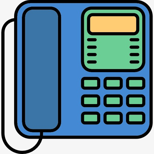 Phone, Telephone, Cartoon Png And For Free Download