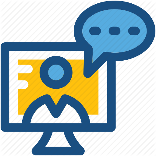 Chat Bubble, Chat Support, Customer Support, Live Chat, Video Call