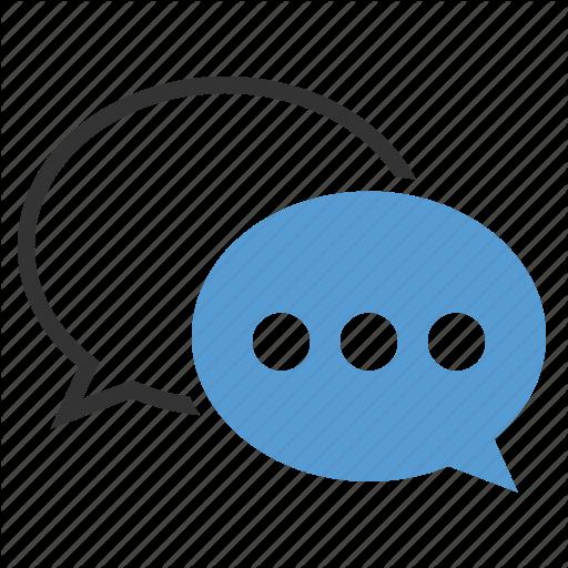 Chat Bubble, Comment, Communication, Live Chat, Message, Messages