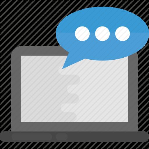 Internet Chat, Live Chat, Online Communication, Online Marketing