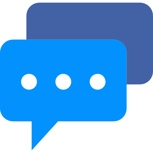 Chat, Dialogue, Bubbles, Bubble, Talk, Round Icon Free Of Dialogue